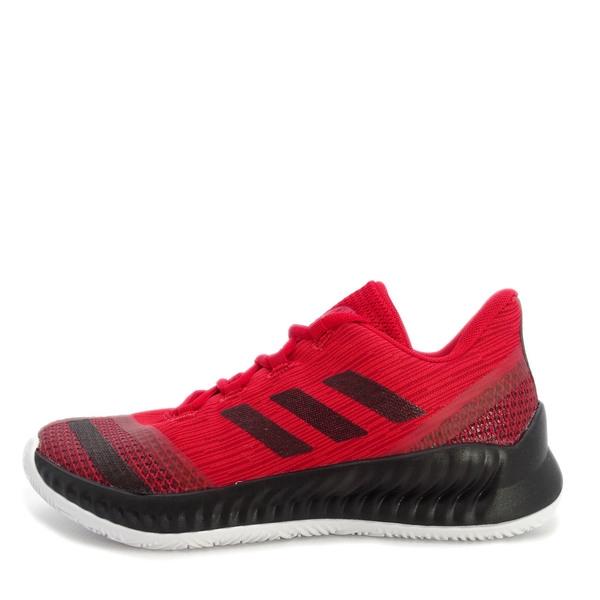 Adidas Harden B/E 2 J [AC7642] 童鞋 籃球 運動 休閒 紅 黑 愛迪達