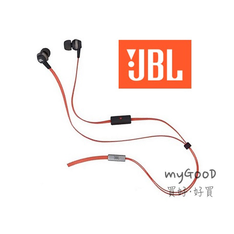 JBL J22a-h 耳道式耳機 原廠公司貨