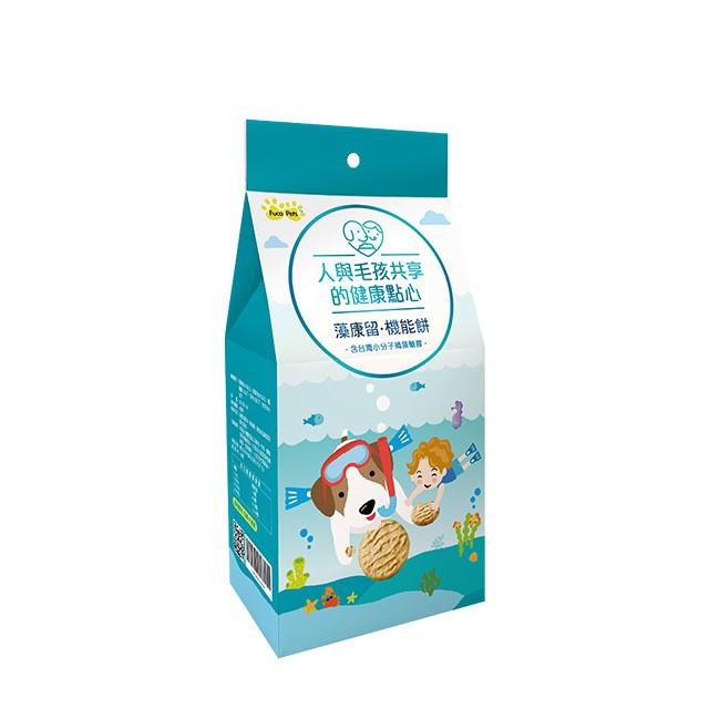 FucoPets-藻康留機能餅(含台灣小分子褐藻醣膠)