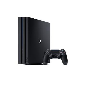 網銷限定綑綁組【1TB】PS4 Pro 主機 - 極致黑 CUH-7117BB01送PS4 漫威蜘蛛人 (中英文合版)+PS4 戰場女武神4 中文一般版