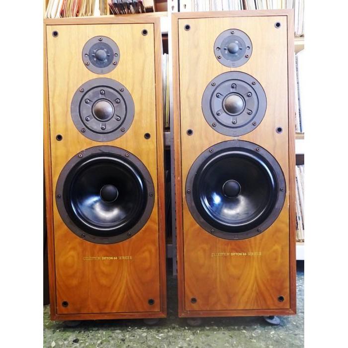 82.英國Celestion Ditton 66 Series 2 雙低音落地主喇叭特價5.2萬元