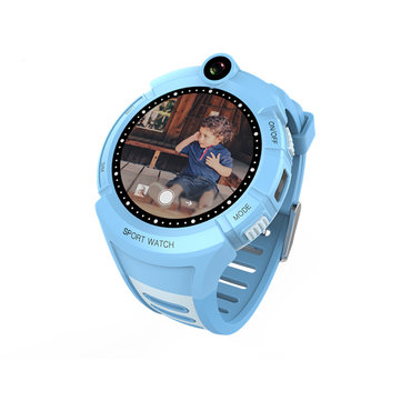 ENOCH Q360 LBS Location Phone Call Kids SOS Alarm Pedometer Camera Smart Watch