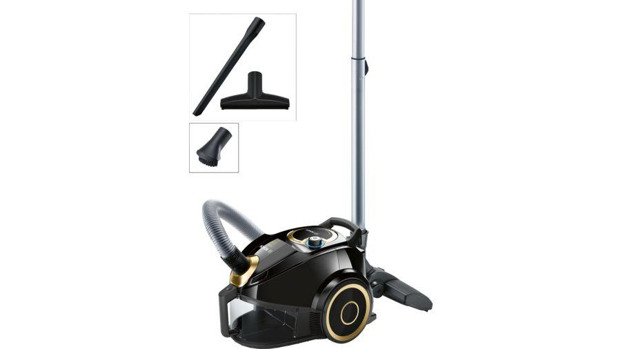 Bosch BGS4UGOGB Bagless Canister vacuum cleaner bagless