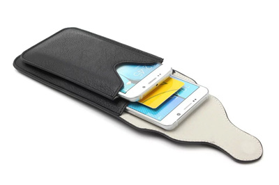 Oppo R15 R15 Pro R17 R17 Pro Leather Pouch Bag 19393