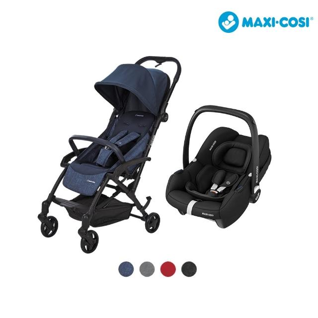 【MAXI-COSI】荷蘭 Laika(推車+提籃組合)