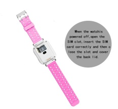 GPS smart watch Q750 Q100 baby wat22ch with Wifi 1.54inch touch screen SOS Call Location Device Tracker for Kid Safe - intl