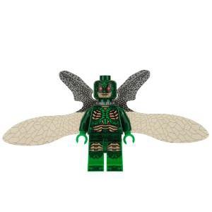76086 LEGO Batman 樂高蝙蝠俠人偶 SH439 Green Parademon 綠色