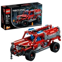 LEGO 樂高 Technic First Responder 42075 Building Kit (513 Pieces)