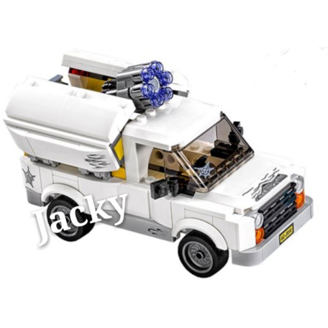 [Jacky] : Lego 樂高 76083 載具 Marvel Spiderman