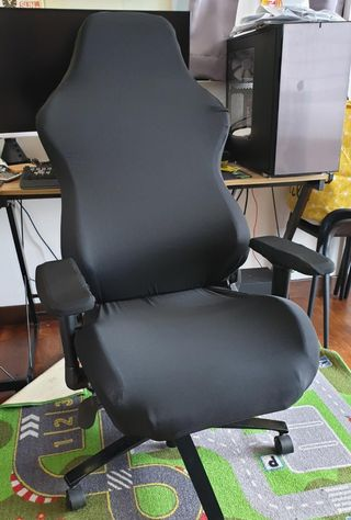 Seat Cover for Gaming Chair (fits well on Secret Lab Chair)