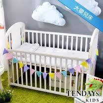 【TENDAYS】太空幻象嬰兒護脊床墊(大單)