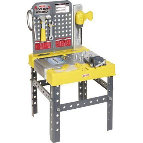 Casdon - Little Helper Casdon Tool Box Work Bench