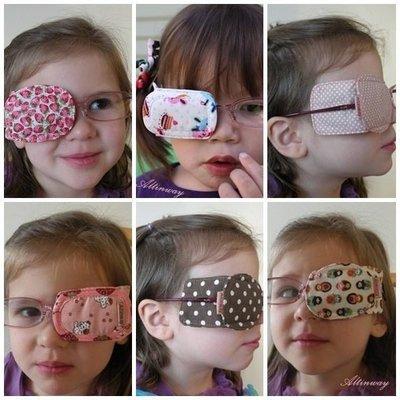 Altinway弱視眼罩L303兒童專用 幫助調整 弱視 斜視【戴在眼鏡片上】