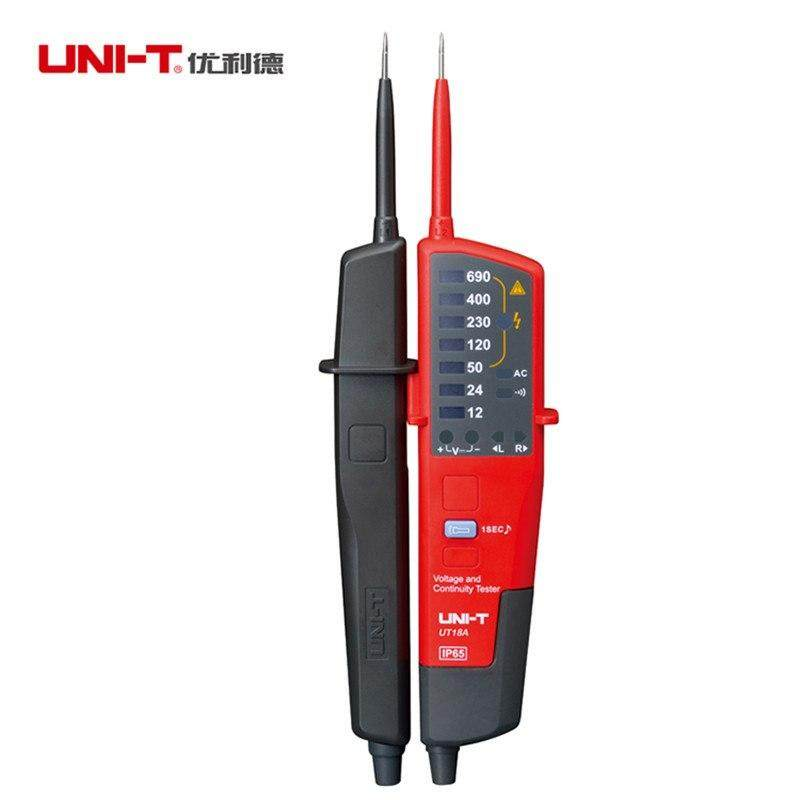 UT18C UT18D Voltage and Continuity Tester / On-Off Test / RCD Test / Single-Measuring Pens - (1 pcs)