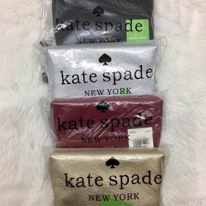 แท้ Kate Spade New York mini leather crossbody bag