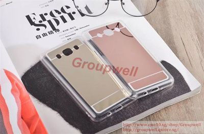 Oppo R11S/R11S Plus Mirror Jelly Cover Case   22832