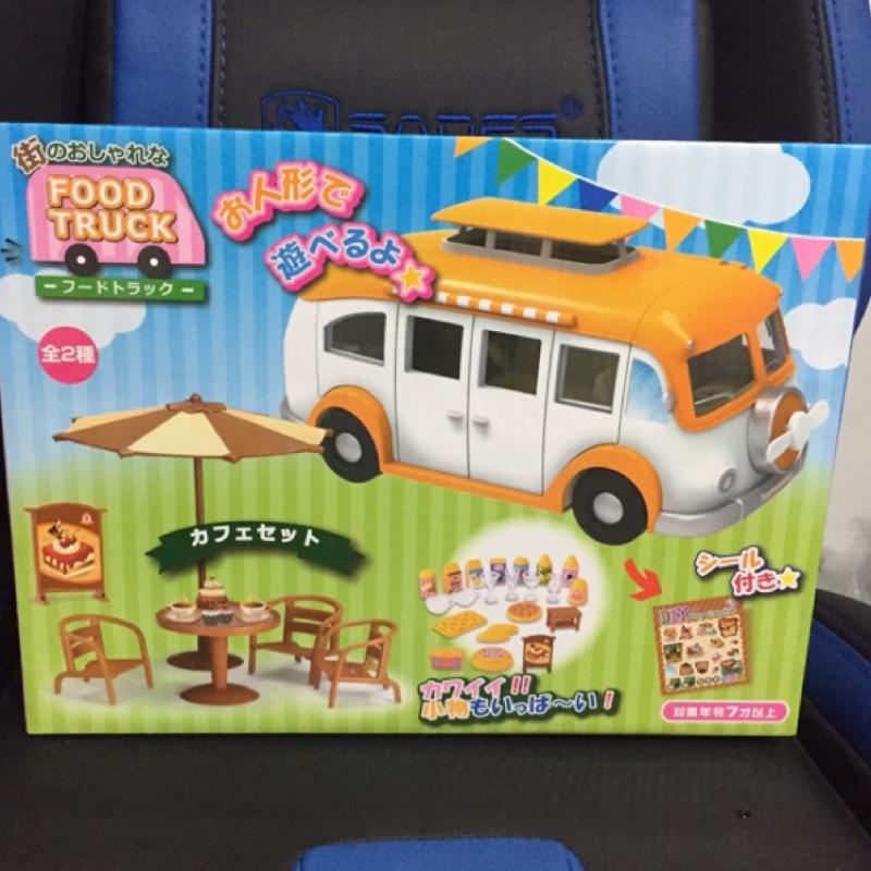 胖卡 行動餐車 玩具餐車 家家酒 寶寶玩具 下午茶點心車 Food Truck