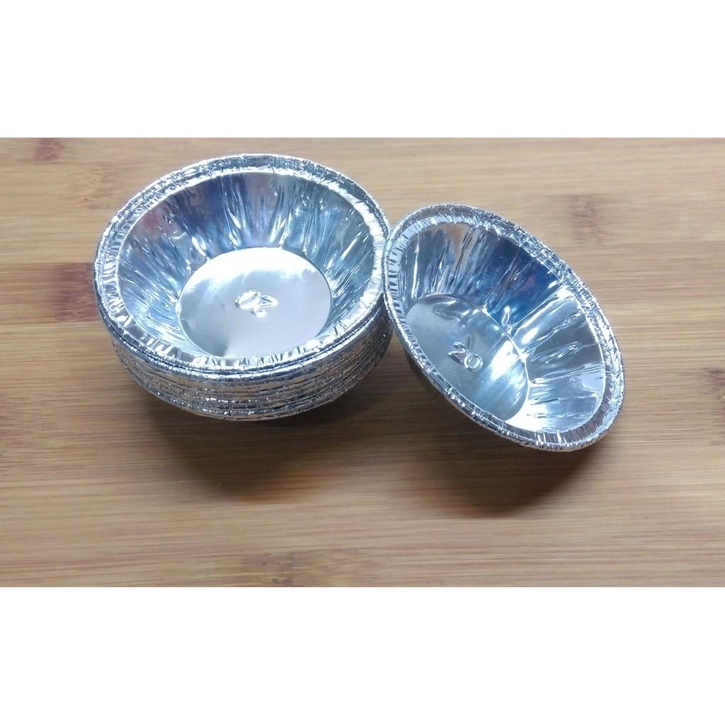 🍊安欣西點材料行🍊 鋁箔蛋塔模(小)