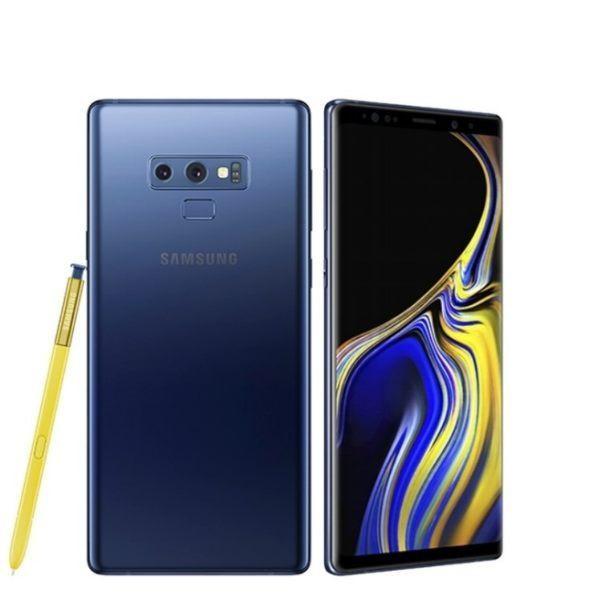 Samsung Galaxy Note9 湛海藍512GB N960 6.4 吋雙曲面螢幕