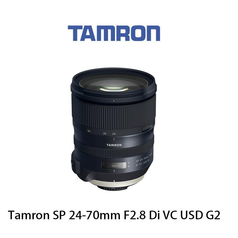 Tamron SP 24-70mm F2.8 Di VC USD G2 A032 標準變焦鏡頭 原廠公司貨