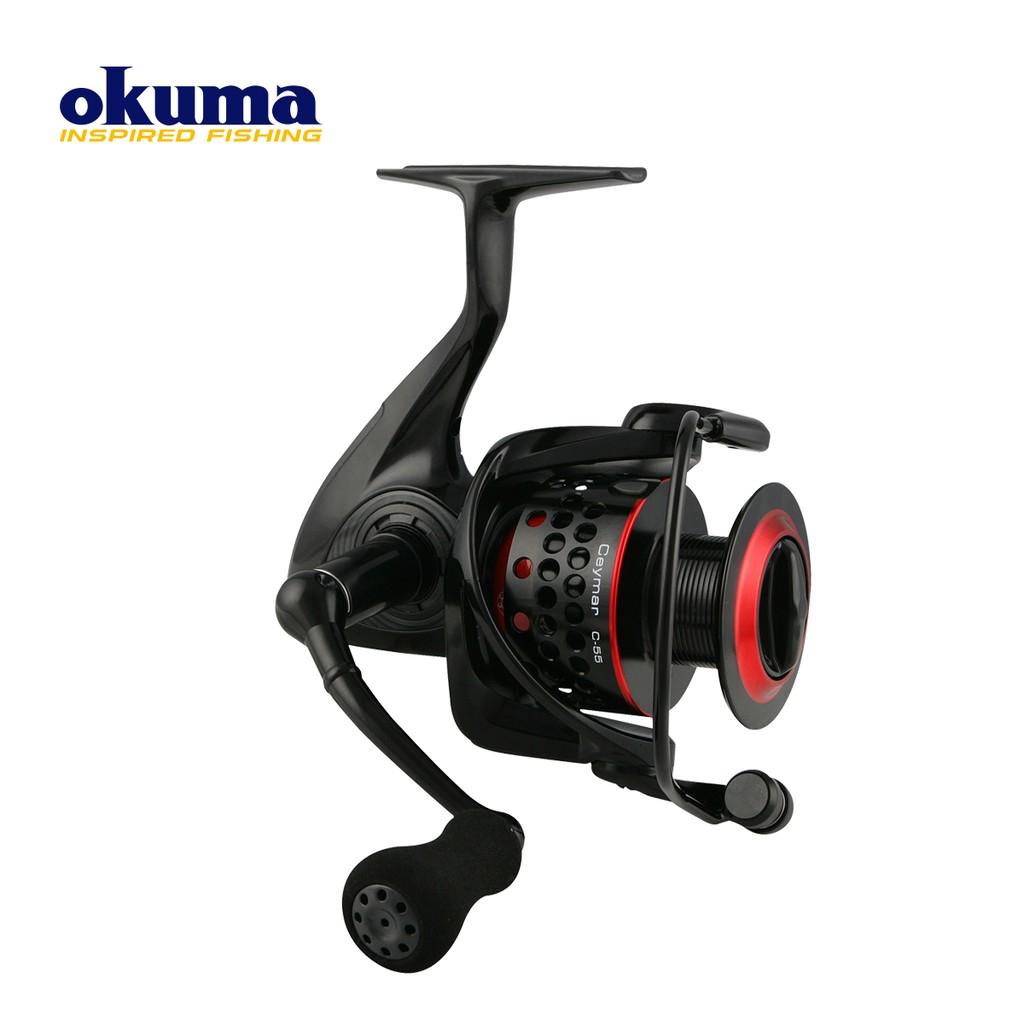 OKUMA-Ceymar 凱莫斯 紡車式捲線器