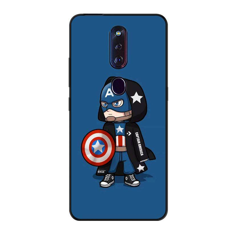 For OPPO F11 Pro Case Cartoon Soft TPU Silicone Back Cover for OPPO F11 Pro Phone Case