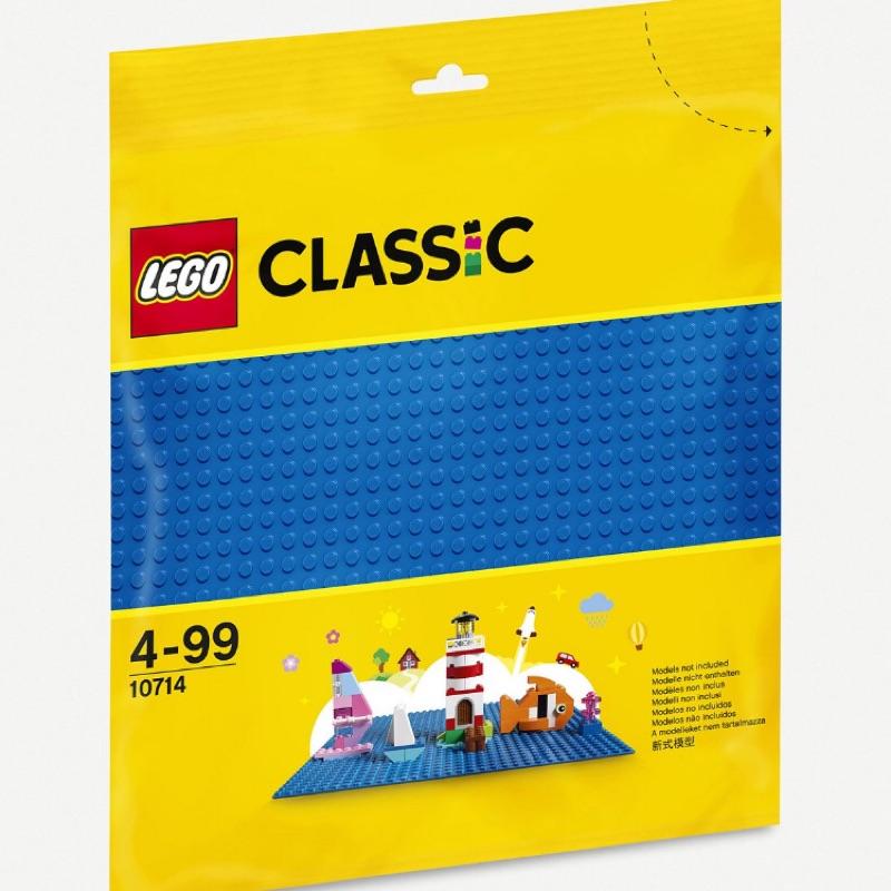 樂高Lego底版💯10714藍色底版 小顆粒底版