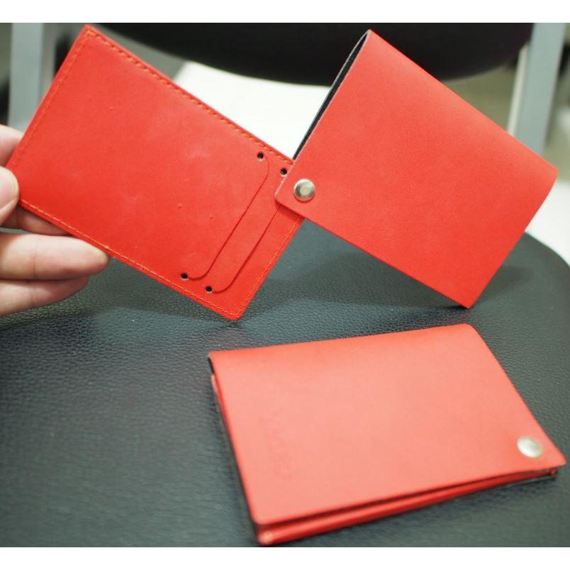 YAGEO 卡片夾 紅色