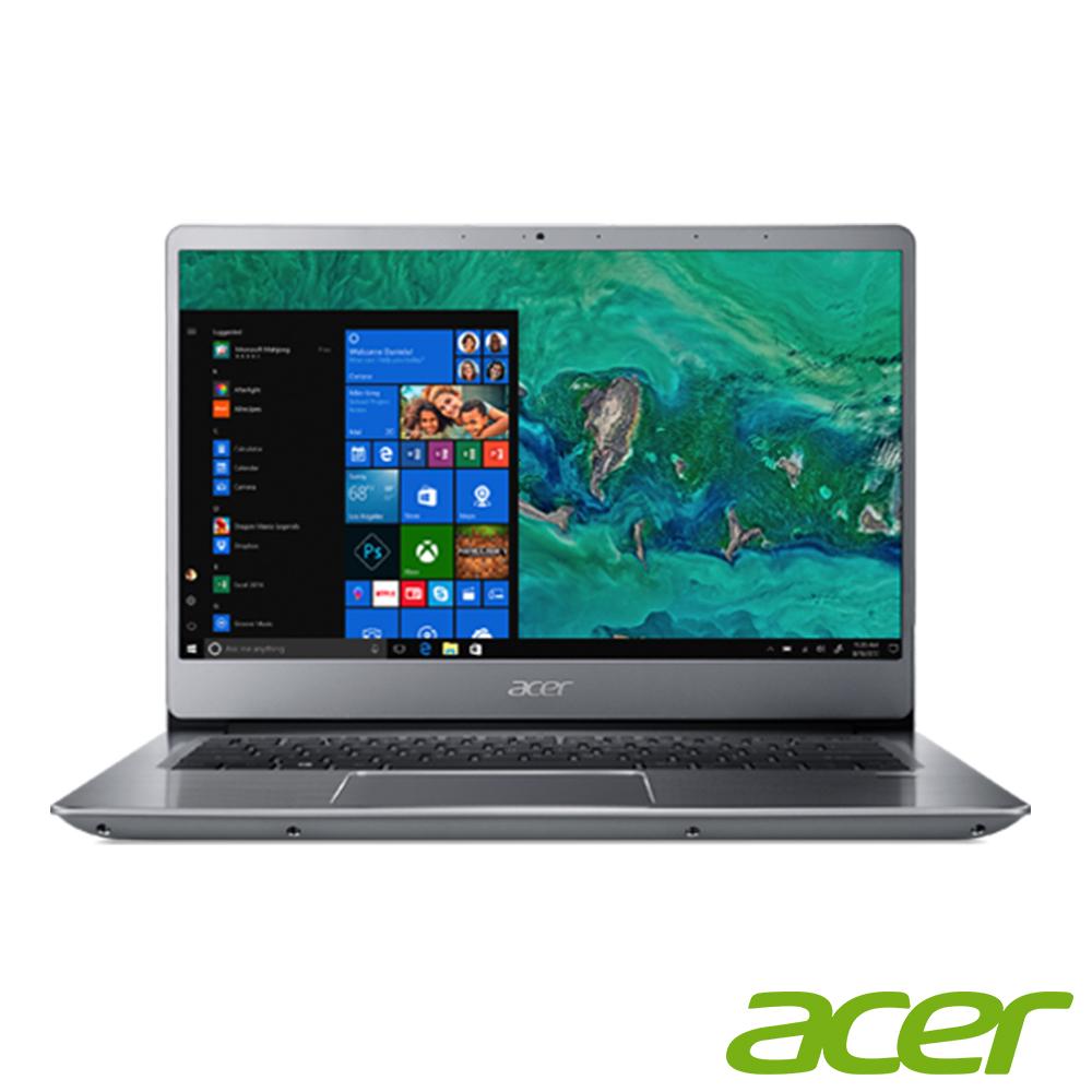 Acer SF314-56G-74AE 14吋筆電(i7-8565U/MX150/銀