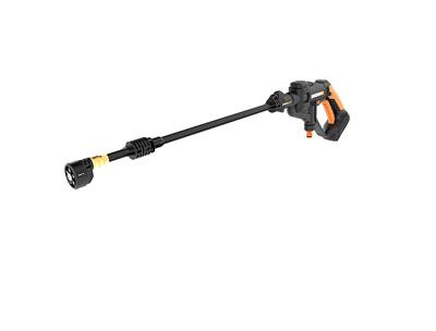 (110V only) Worx WG629.9 Hydroshot 20V PowerShare 2.0 Ah 320 PSI Cordless Portable Power Cleaner
