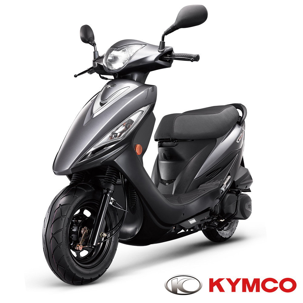 (無卡分期-18期)KYMCO光陽機車 GP-125 鼓煞-六期環保(2019年)