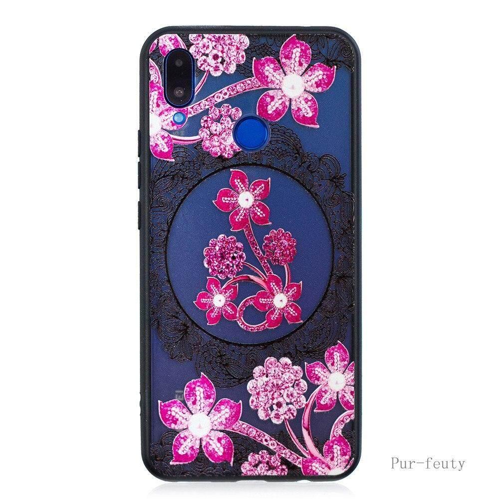 for huawei nova 3 i 3I back cover Transparent phone housing for huawei nova3i nova3I INE-LX2 INE-AL00 cases covers