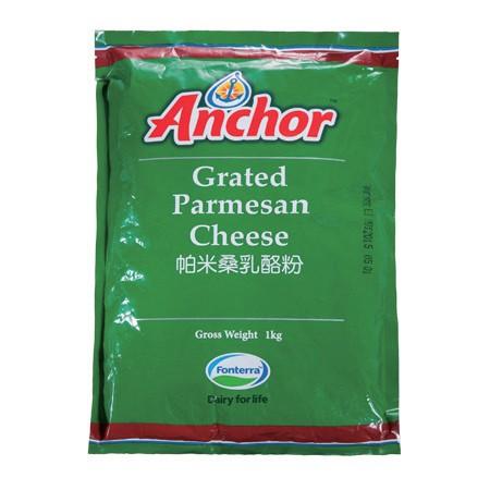 <168all> 1KG😊 安佳帕瑪森起司粉 Anchor Parmesan Cheese Powder