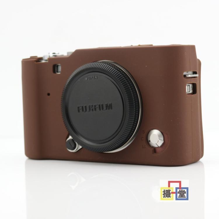 Fuji XA10 XA5 XA3 Mirrorless Camera Bags X-A10 X-A5 X-A3 Silicone Cover Protection Camera Bag