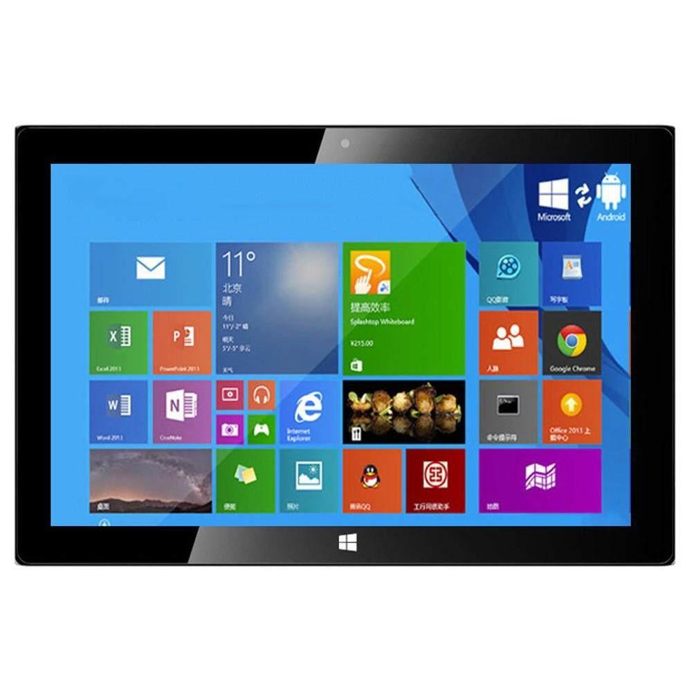 "10.1"" Andriod Windows Quad Core 32GB Tablet Windows 10  Tablets Black"