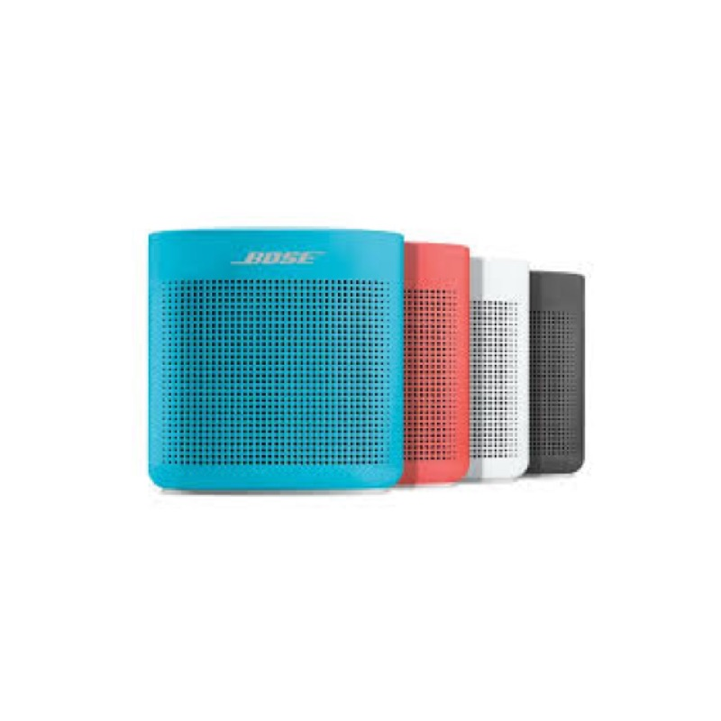 Bose soundlink color 2 ii 美國🇺🇸帶回 全新 免運 有aux in IPX4 有solo5