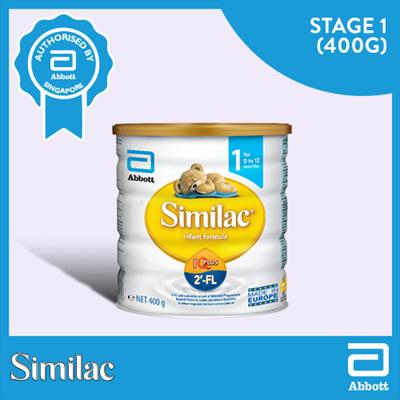Similac 2 -FL Infant Formula Stage 1 (400g)