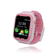 EverGreen FREZEN Smart Watches for Kids Children LBS Watch for Apple Android Phone Smart Baby Watch Smartwatch Children Smart Electronics