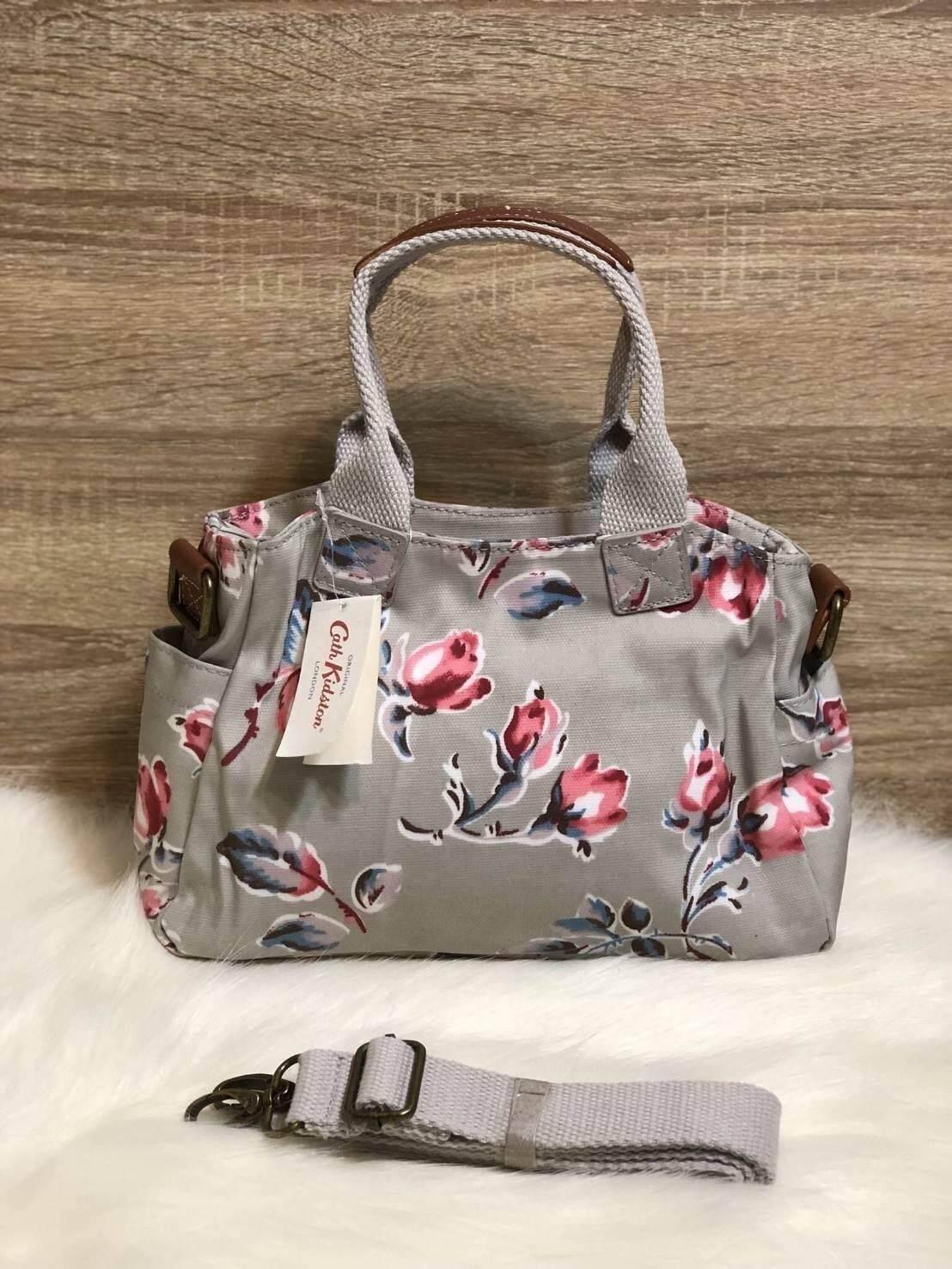 กระเป๋าถือหรือสะพายสุดชิค Cath Kidston Mini day Bag (งานแบรนด์แท้100%)