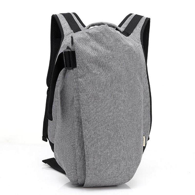 OZUKO 20—35L Oxford Cloth Backpack Creative Casual Backpack Male Waterproof Computer Backpack Outdoor Travel Backpack