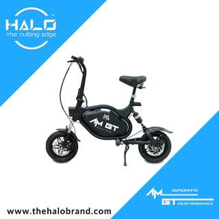 AM-GT SEATED ELECTRIC SCOOTER - BLACK (52V 17.5AH LG MJ1) (Better than Tempo, DYU, Fiido, AM-GTR, AM Scooter, Venom, Tempo, Himo)