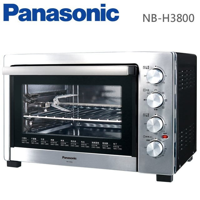 (二手)國際牌38公升電烤箱NB-H3800
