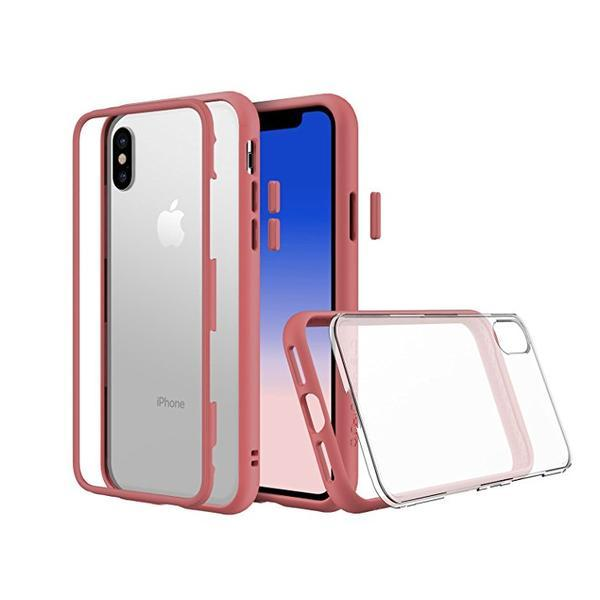 RhinoShield Mod Case for iPhone Xs / X, RhinoShield Crashguard + Backplate with Military Standard Protection (MIL-STD 810G) Resisting Impact up to 11 feet