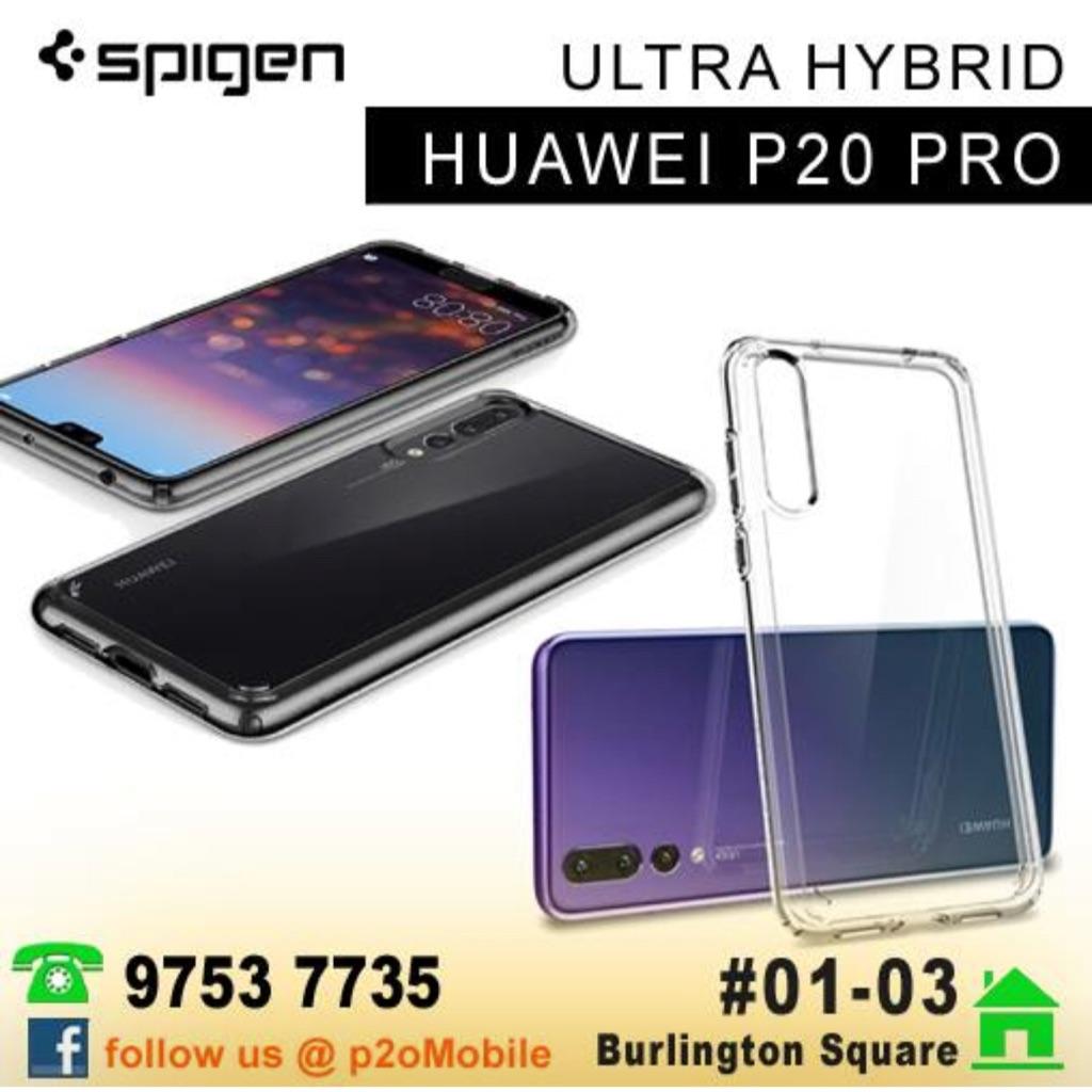 Spigen Ultra Hybird for Huawei P20 Pro