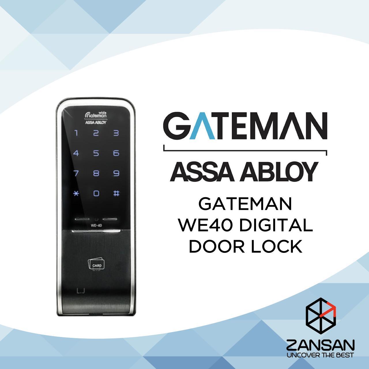 Gateman WE40 Digital Door Lock