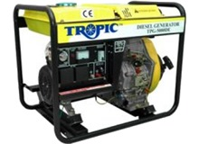 TROPIC DIESEL GENSET,KEY START 5000W - TPG5000DE