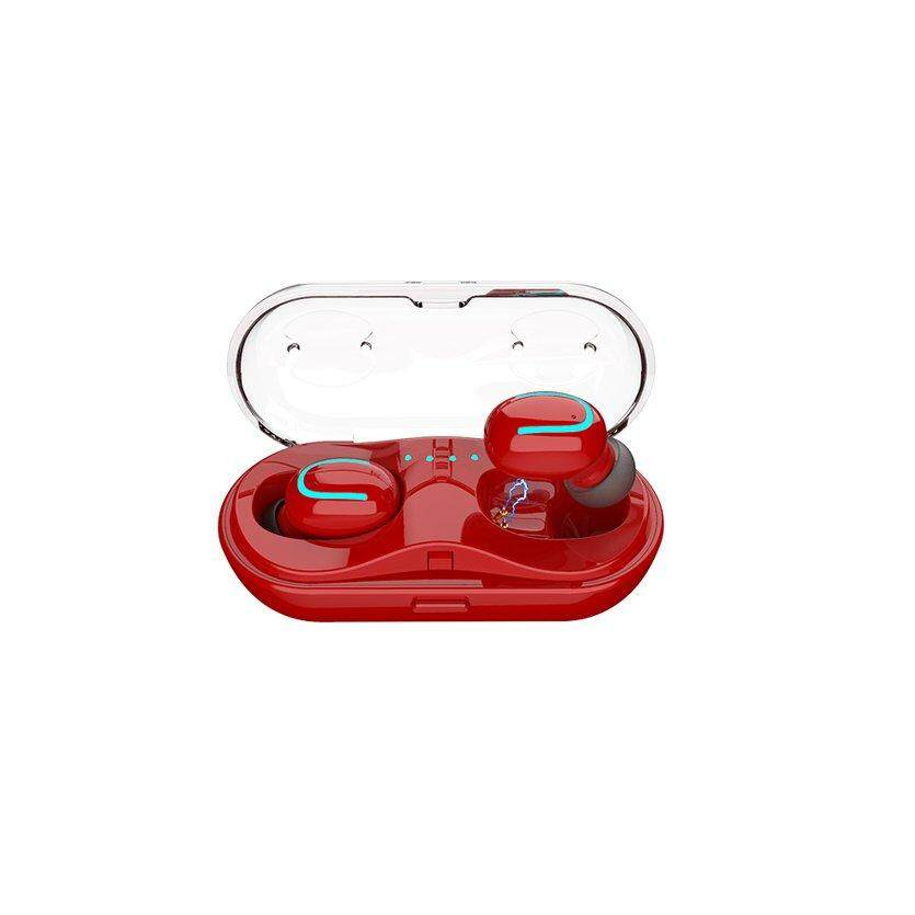 TOP Q13 5.0 Wireless Bluetooth Earbuds Mini Bluetooth Earphone with USB Charger