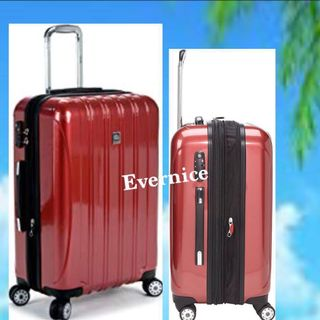 Mother's Day Gift Ideas/ Delsey Luggage Helium Aero Carry-On Spinner Trolley