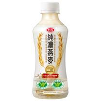 【愛之味】純濃燕麥290ml(24瓶/箱)x4箱