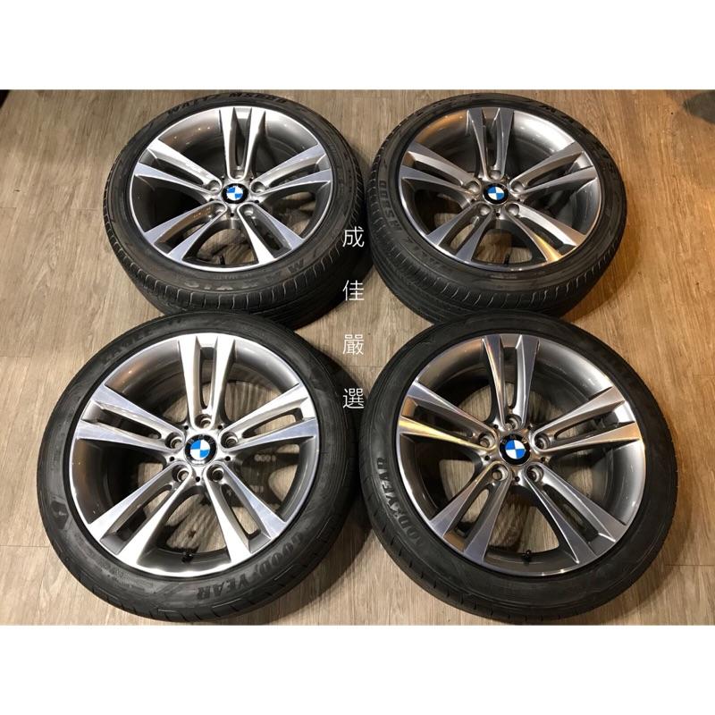 BMW 原廠18吋鋁圈+胎